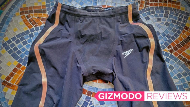 Speedo s Ridiculously Expensive Swimsuit for Olympians Actually Made Me Swim Faster