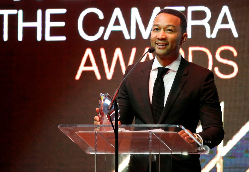 John Legend in Los Angeles on Nov. 6, 2016 Randy Shropshire/Getty Images for LA Confidential