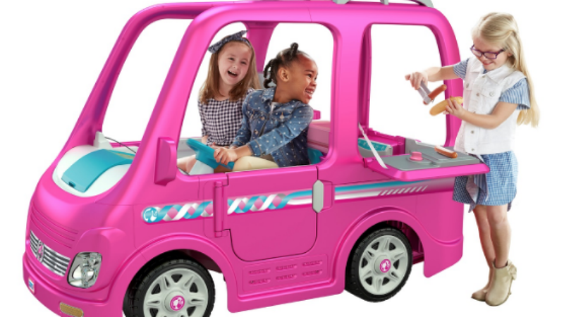 Illustration for article titled The Latest Car To Get Recalled Over Unintended Acceleration Is, Uh, The Barbie Dream Camper
