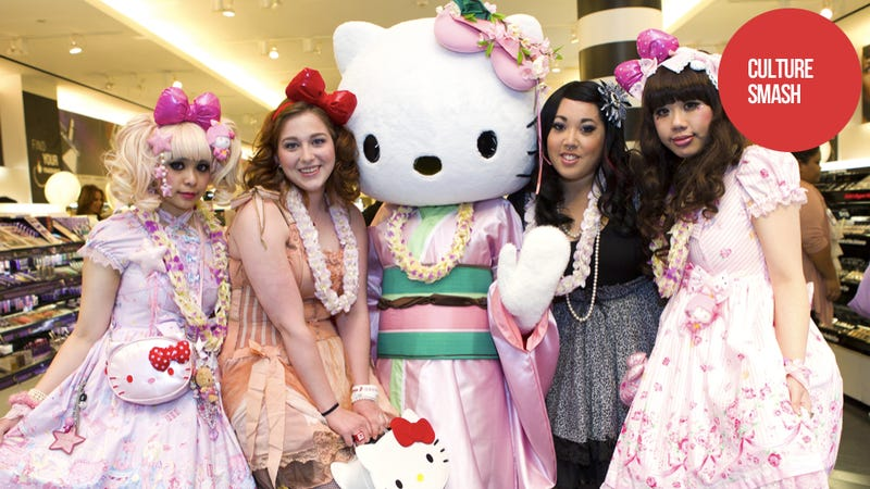 Illustration for article titled Can Anyone Replace Hello Kitty?