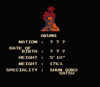 Illustration for article titled A Winner is Akuma in NES' Pro Wrestling