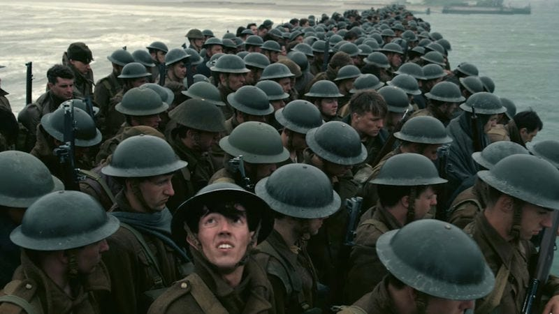 Christopher Nolan's Dunkirk. (Photo: Warner Bros.)