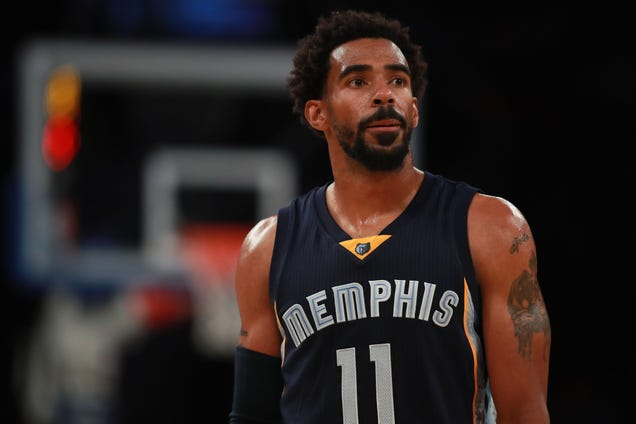 Grizzlies' Mike Conley out indefinitely with fractures in verte…