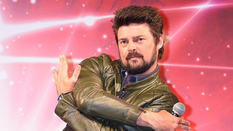 Illustration for article titled Karl Urban to star in Amazon's new superhero-killing show