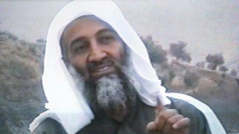 Osama bin Laden. Imagen: AFP