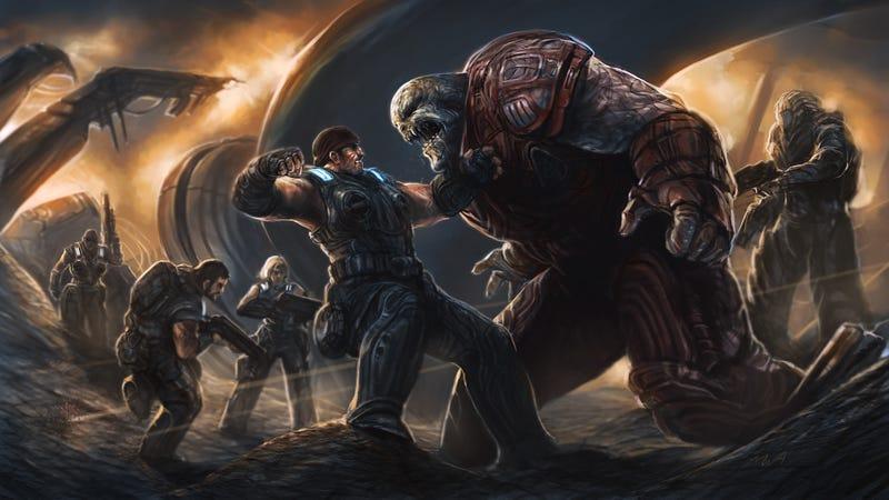 Illustration for article titled Cliff Bleszinski: 'I'll Never Make Another Disc-Based Game'