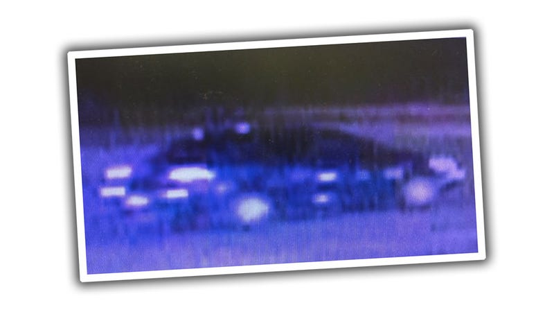 Illustration for article titled Can We Help Identify This Terrible Image Of A Hit-And-Run Car?