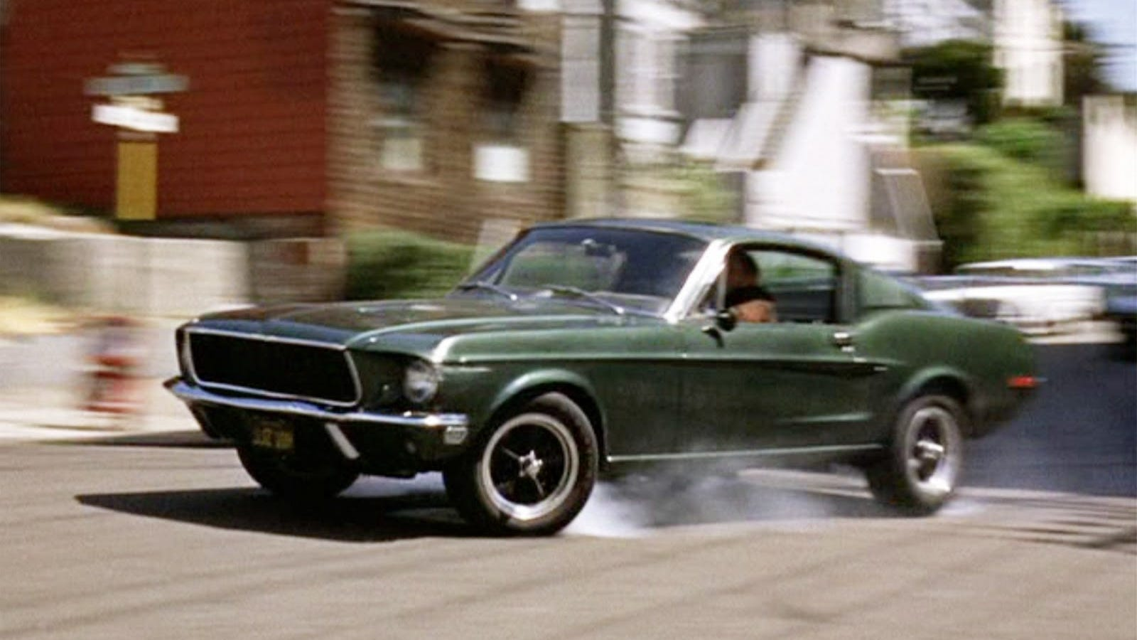 Did The Rock Just Accidentally Leak Ford S New Bullitt