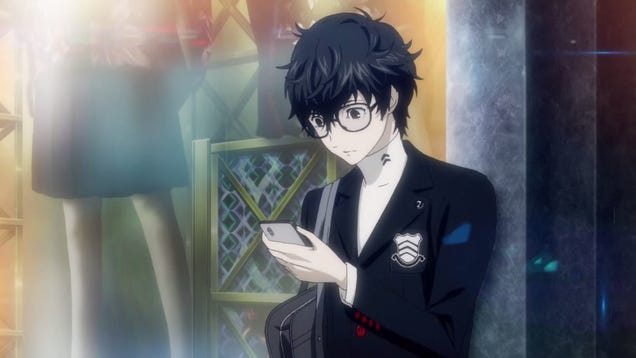 There's A Persona 5 Messaging App For Android
