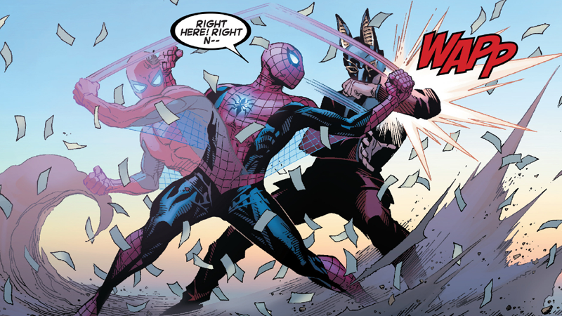 Illustration for article titled The Clone Conspiracy Has Revealed Its Biggest, Most Outlandish Twist
