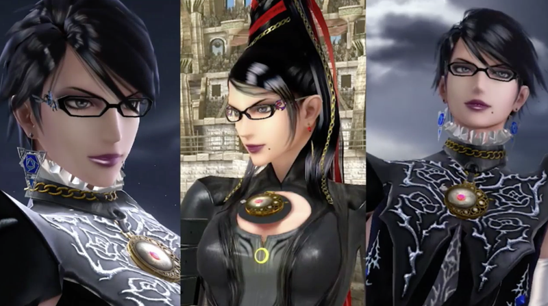 Illustration for article titled Bayonetta Is Coming To Super Smash Bros.