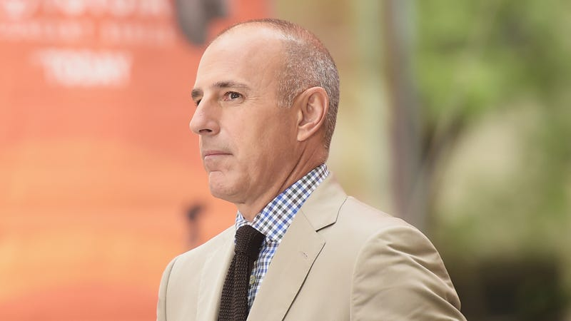 NBC Issues New Sexual Misconduct Policies Following Matt Lauer Firing