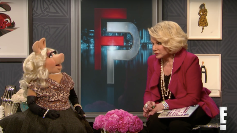 Fashion Police Cancelled at E!, Will End With Joan Rivers Tribute