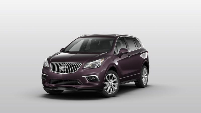 Illustration for article titled Pros and Cons: the Buick Envision