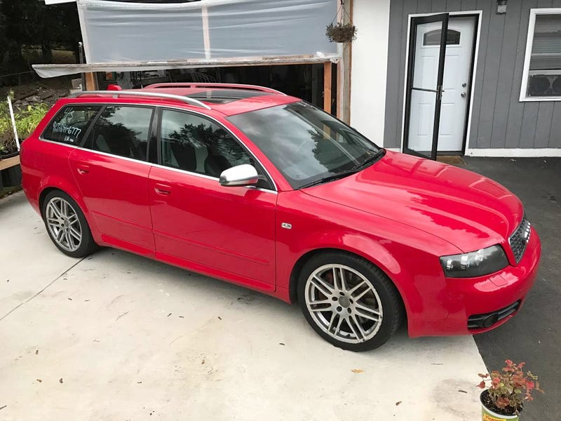 At $5,000, Could This 'Work Needing' 2004 Audi S4 Avant