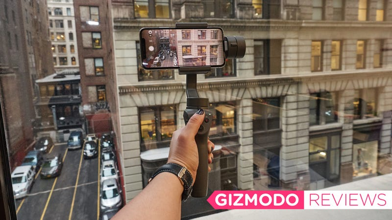 All images and videos: Alex Cranz/Gizmodo