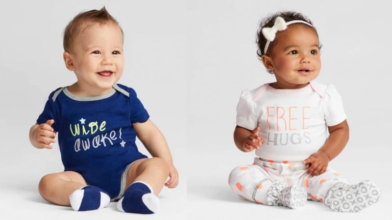 Target 50% Baby Clothes Sale