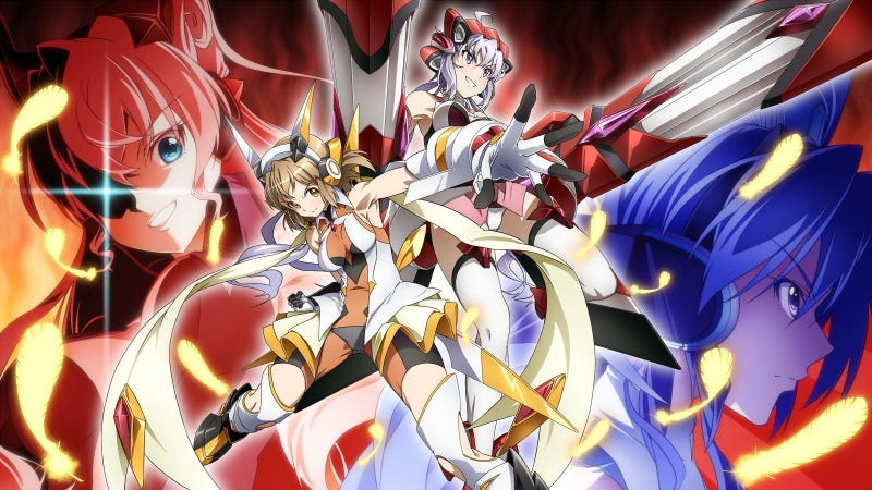 Illustration for article titled Here is the Teaser Video for the 3rd Season of Symphogear