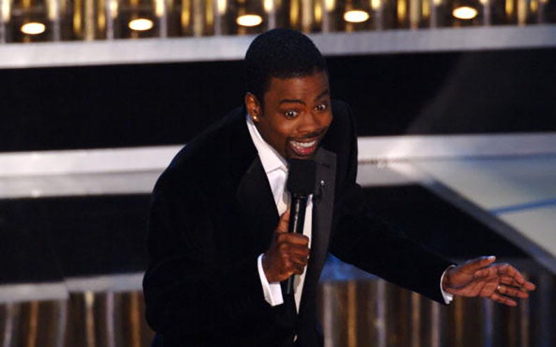 Illustration for article titled Here's What Happened Last Time Chris Rock Hosted The Oscars