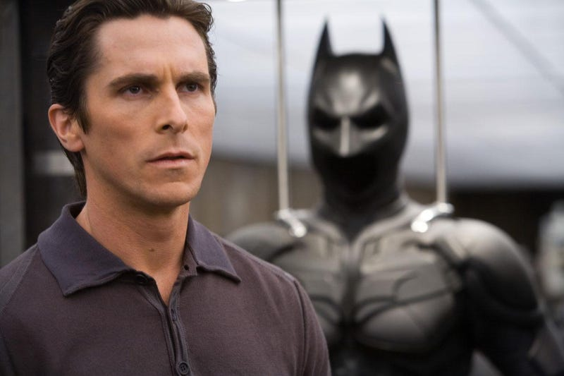 Illustration for article titled Christian Bale Admits That He Was Jealous of Ben Affleck's Batman