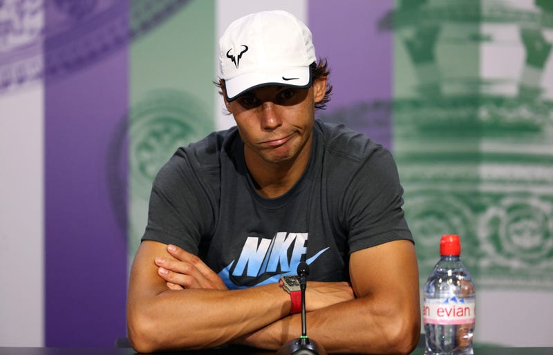 Illustration for article titled Rafael Nadal Withdraws From U.S. Open