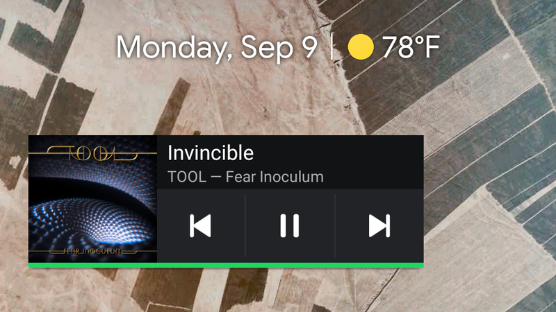 Illustration for article titled Install Spotify's New Android Beta to Resurrect Its Almighty Widget