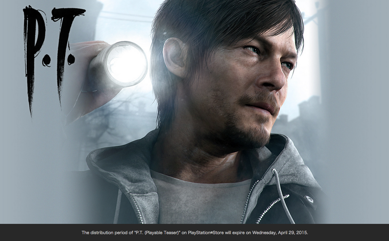 Illustration for article titled Konami Pulling Silent Hills' Teaser PT Next Week
