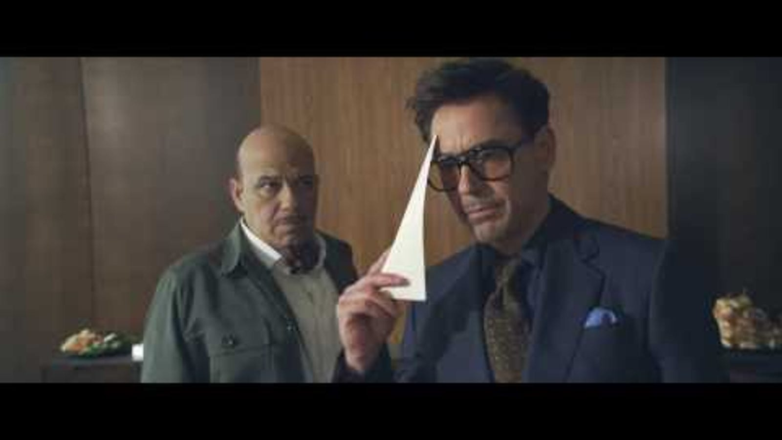 Robert Downey Jr. stars in quite possibly the year's most surreal ad
