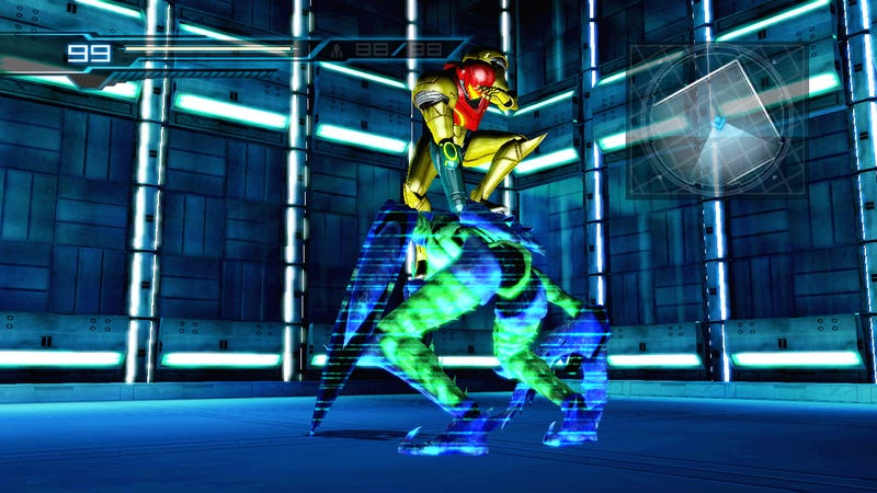 Illustration for article titled Metroid: Other M Screens