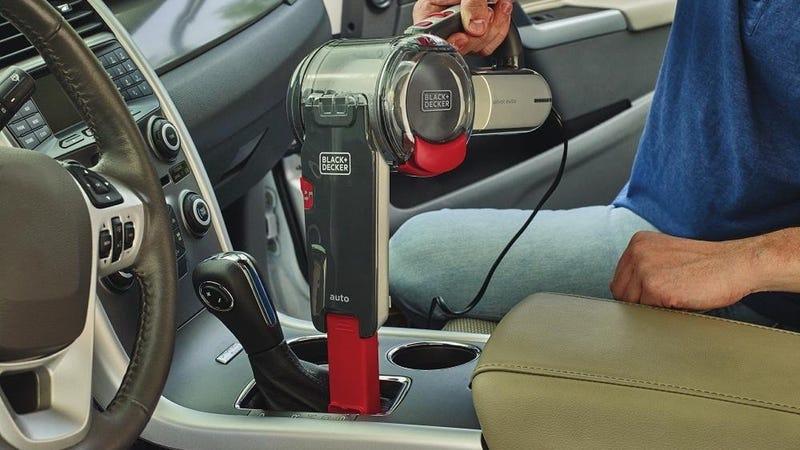 Black & Decker Pivot Car Vacuum, $32