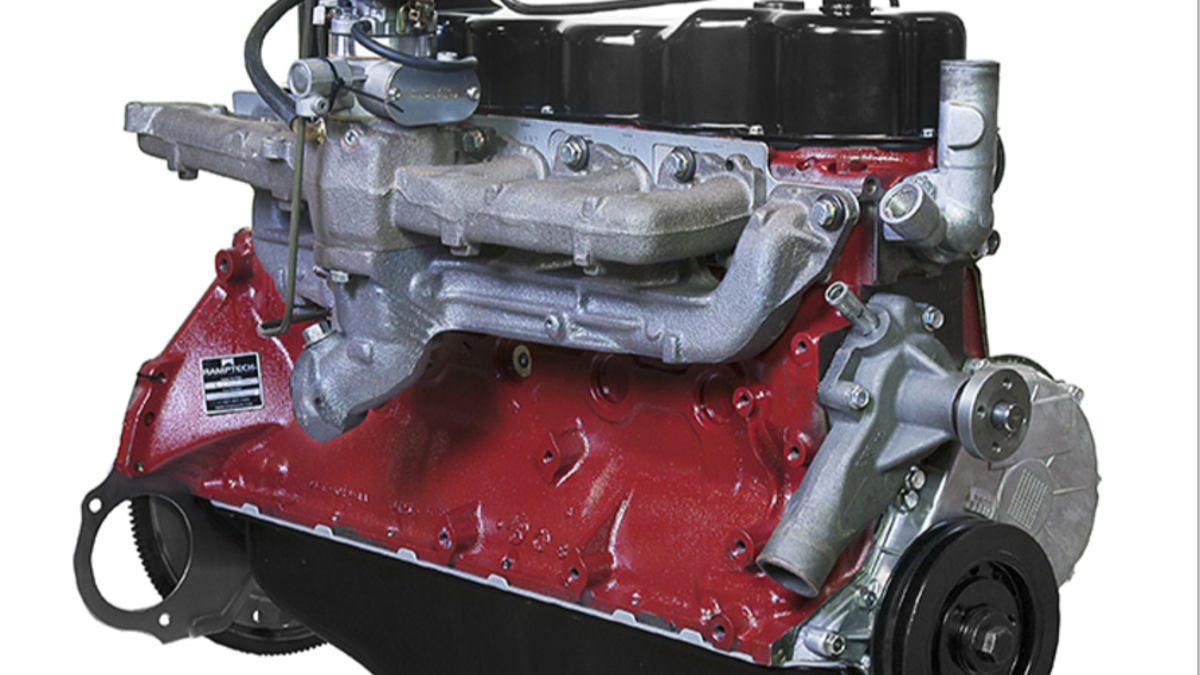 Here's Why The Ford 300 Inline-Six Is One Of The Greatest Engines Ever