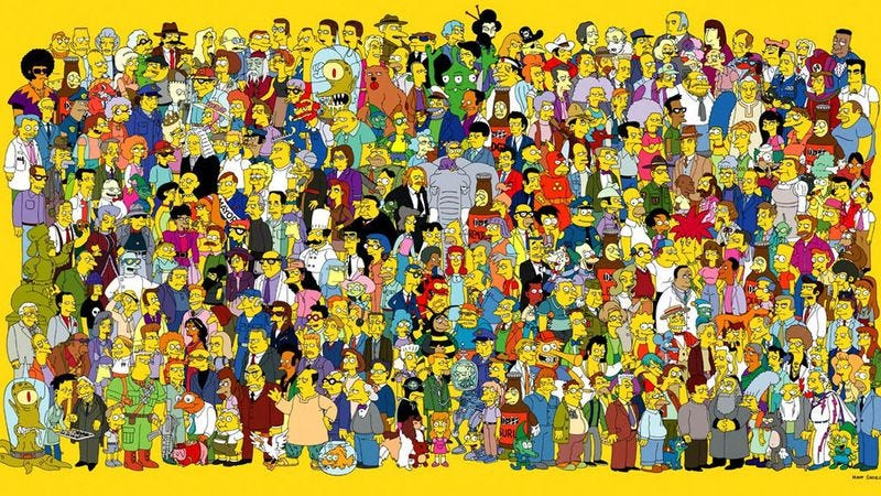 Illustration for article titled FXX's Simpsons World will just hook it to your veins
