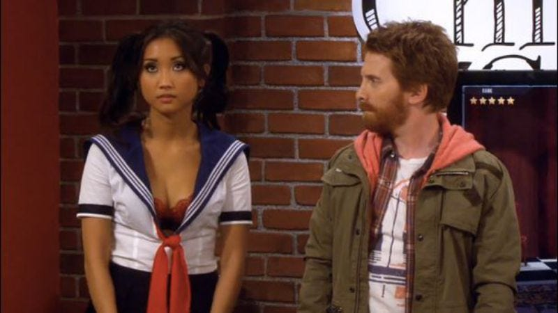 Illustration for article titled Dads' Brenda Song is going back to Fox to do something