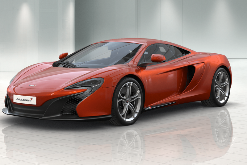 Illustration for article titled Has Anyone Else Tried McLaren's New Configurator?