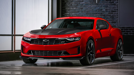 The 2019 Chevrolet Camaro Gets A Four Cylinder 1le And It Looks Questionable