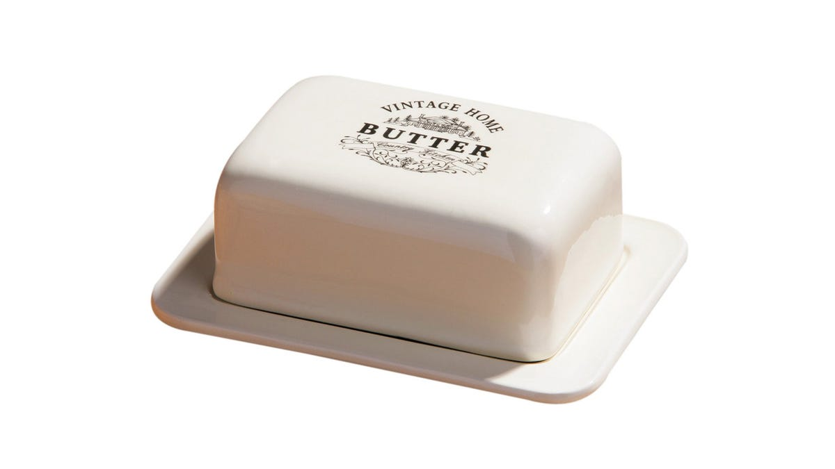 Stop Refrigerating Your Butter