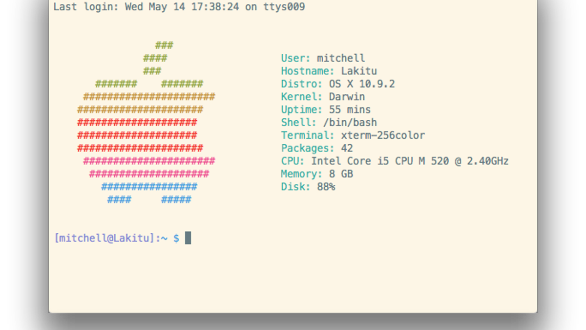 Eight Terminal Utilities Every OS X Command Line User Should Know