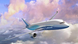 """Illustration for article titled The 787 Dreamliner Just Took a Completely """"Uneventful"""" Test Flight"""