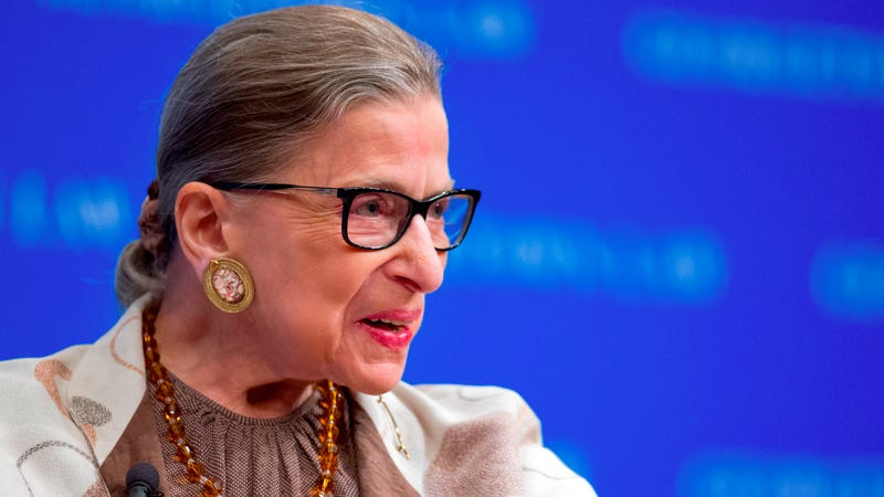Illustration for article titled Ruth Bader Ginsburg Is Publishing a New Book