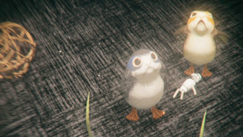 Project Porg lets you have your own pet porg.