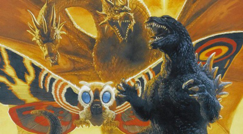 Illustration for article titled Godzilla's Greatest Allies and his most Deadly Foes