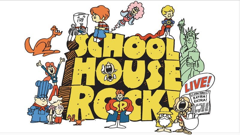 Illustration for article titled ABC to choose the best Schoolhouse Rock! song