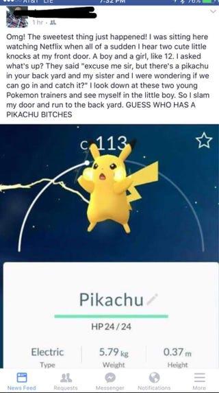 Illustration for article titled Pokemon Oppo