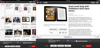 Illustration for article titled iPad News Apps