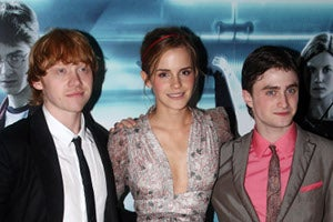 Illustration for article titled World Premiere Of Harry Potter Was, Yes, Magical