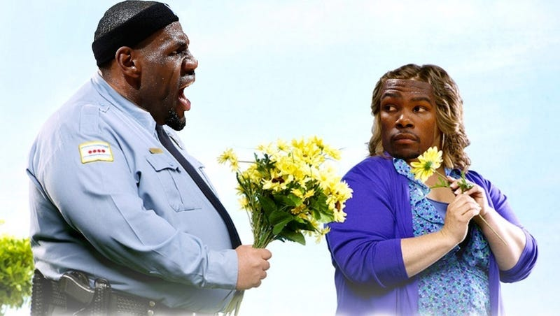 Illustration for article titled Mike & Molly, NBA Style: Part 1