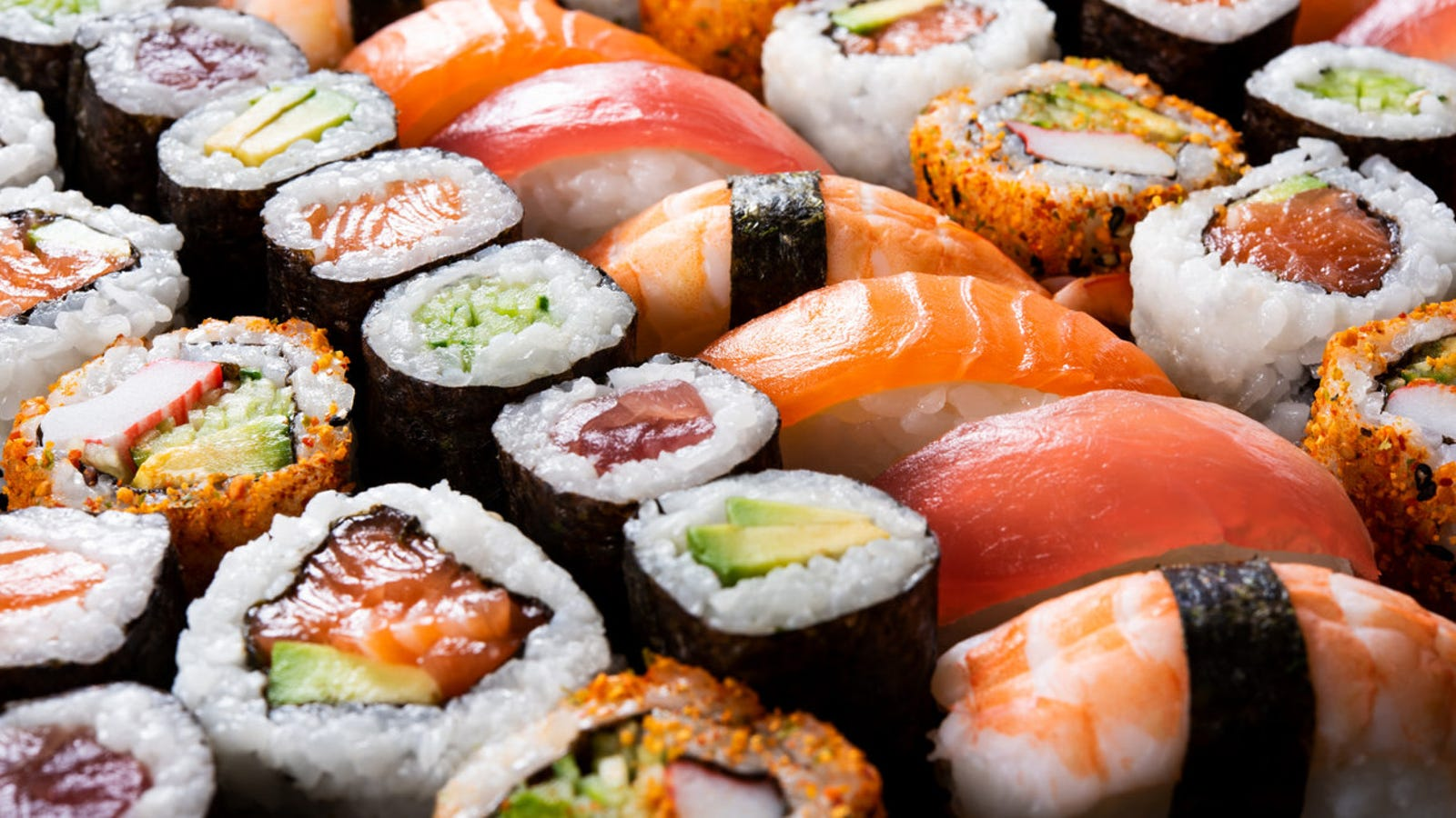 How to survive an all-you-can-eat sushi buffet