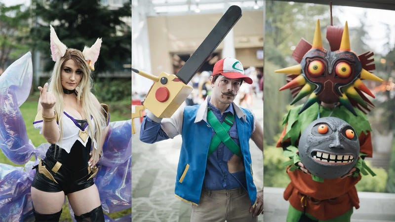 Our Favorite Cosplay From Sakura-Con 2019