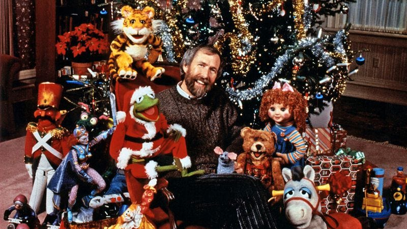 Illustration for article titled The Christmas Toy presents the darkest holiday of Jim Henson's career