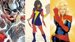 Illustration for article titled Marvel's New Bi-Monthly Anthology Puts The Spotlight On Female Heroes